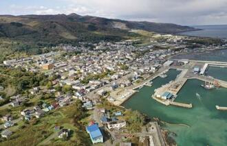北海道寿都町=2020年