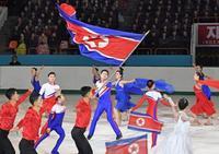 故金正日総書記誕生日で記念行事 北朝鮮、祝賀ムード