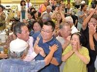 名護市議選挙:与野党が拮抗 野党1減も辺野古反対は過半数