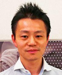 名古屋大学大学院講師の笹原和俊さん(提供)