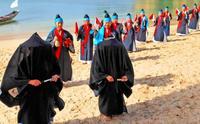 【写真特集】550年以上の伝統「節祭」 住民、西表島の幸福祈願