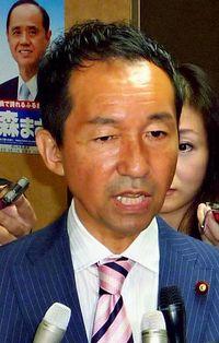 内閣副大臣 自民離党/新党参加へ 民進・松原氏も