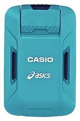 アシックスとカシオ計算機が共同開発したランナーのフォームを分析する機器