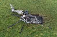 米軍ヘリ炎上1カ月 日米の「事故対応指針」機能せず 沖縄県が改善要求へ