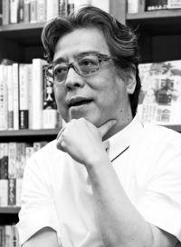 [著者の肖像]/小林よしのりさん/■ゴーマニズム宣言SPECIAL 大東亜論/道義の人生 頭山満を描く