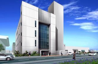 起業支援と交流などで地域活性化を目指すトヨプラの完成イメージ(コノ街デザイン提供)