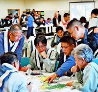 沖縄の防災(36)より実践的な訓練へ 「状況付与型」を導入