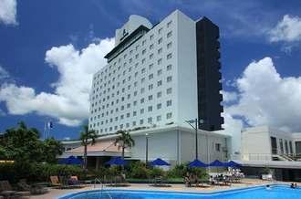 4月1日にリブランドオープンする「アートホテル石垣島」=石垣市大川(提供)