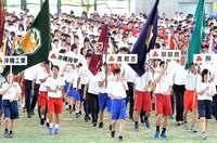 県高校総体が開幕 27日から本格的に競技スタート