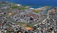 東西の開発均衡配慮 マリンタウン東浜にMICE