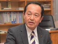 沖縄県民投票:名護市・渡具知市長「今後の参考に」