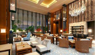 「ハイアットリージェンシー那覇沖縄」のホテル内イメージ図