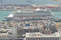 那覇へのクルーズ船寄港、2017年は過去最多に 大型船接岸で課題も【深掘り】