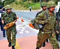 開館日に発見… 沖縄空手会館近くで不発弾 式典への影響なし