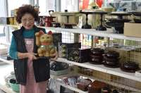 復帰前は自ら海外で仕入れ 那覇市樋川「新城商店」58年の歴史に幕