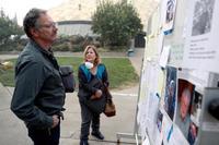山火事でケーブルカーの運行中止 米西部、観光業に影響