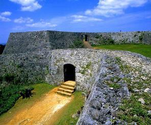 世界遺産 沖縄のグスク群 読谷村の座喜味城跡