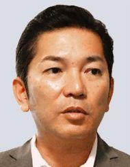 松本哲治浦添市長