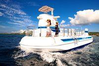 [企業短信]/▽万座ビーチリゾートがランチ利用者を海中展望船に招待