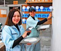 沖縄の「左官女子」、技能五輪に挑む 「練習の成果 発揮したい」