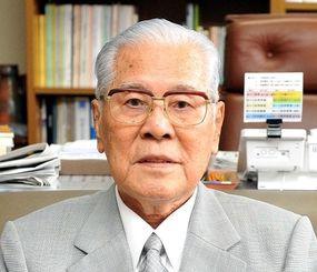 古波津清昇氏