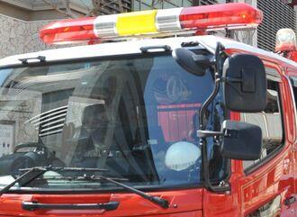 消防車(資料写真)
