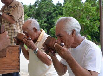 多良間の伝統祭祀「スツウプナカ」(資料写真)