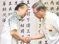 「自由闊達に意見交換できる」 沖縄知事、二階氏の対話姿勢を歓迎