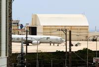 謝罪から2週間… 米軍、また使用 嘉手納基地・旧駐機場