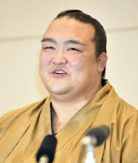 稀勢の里、横綱昇進が確定 日本出身は19年ぶり