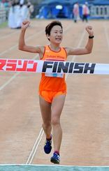 4連覇した廣瀬光子選手