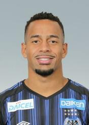 G大阪のアデミウソン選手