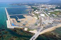 沖縄・辺野古 土砂投入から5カ月 埋め立て進む 先行きに困難要因も
