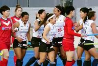 ホッケー女子、日本が韓国を破る 代表強化試合