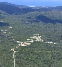 沖縄防衛局、北部訓練場の返還計画素案提出 負担軽減アピールか