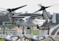 米軍、シリアのオスプレイ事故に「墜落」明記 被害甚大なクラスA分類