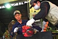 琉球ガラス村、アジア展開へ ベトナム拠点に6月から現地販売