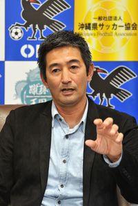 アビスパ福岡コーチの石川研氏、沖縄・高校サッカー部の監督に就任