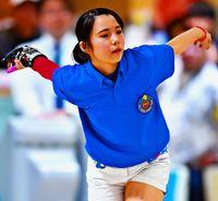 太(中部商)全国2冠 高校ボウリング/女子個人と団体