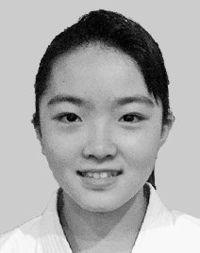 田場(仲西中)全国5位/中学選抜空手