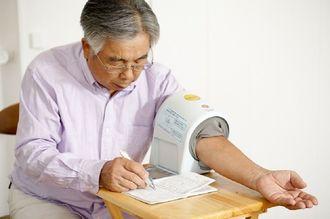 血圧が上がる原因は塩の摂りすぎだけではありません