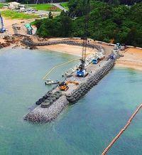 沖縄県、24日に辺野古差し止め提訴 漁業権争点に 工事停止仮処分も申し立て