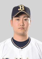 オリックスの竹安大知投手