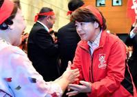 胎動2019 衆院3区補選(上)島尻安伊子氏 辺野古容認を明確に 誇る実績、政策にも自信