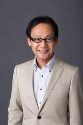 「日本経済を変える新たなビジネストレンド」をテーマに講演する作家・経済ジャーナリストの渋谷和宏氏