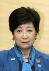 東京都の小池百合子知事