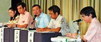 子どもの健康は全県態勢で 沖縄県医師会講座