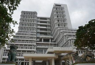 那覇市役所(資料写真)