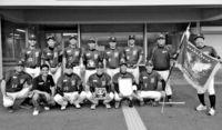 [スポーツひろば]/軟式野球/A級 西原タイルV/B級は西銘ポンプ/■第69回夏季大会中部北支部予選