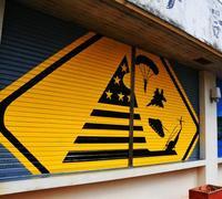 地元「政治的」作者「議論封じ」 米軍テーマ作品、非公開へ うるま市の芸術祭